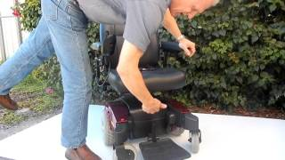 Invacare Pronto M51 Power Chair Like New By Marc