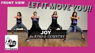 JOY    FOR KING & COUNTRY    P1493 FITNESS®    CHRISTIAN FITNESS Video