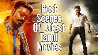 Best Scenes Of Latest Tamil Movies | Movies Scene Compilation | UIE Movies
