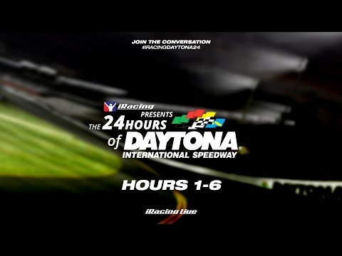24 Hours of Daytona // Part 1 (Hours 1-6)