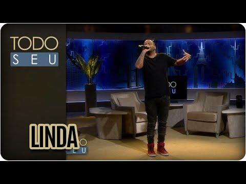 Linda | Projota - Todo Seu (27/03/18)