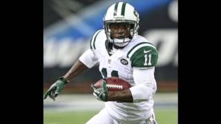 New York Jets Wide Receiver Jeremy Kerley - Player Profile