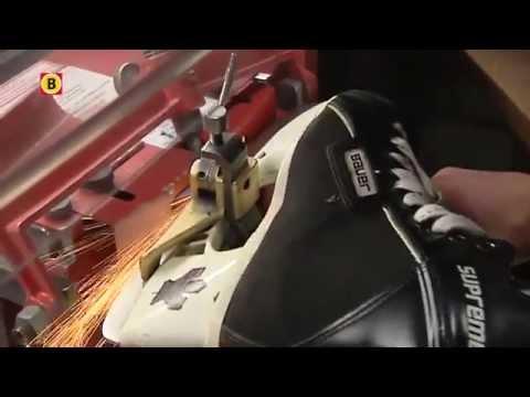 Schaatsen slijpen in Tilburg, bij Henry's Sportshop