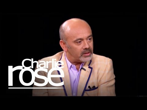 Christian Louboutin | Charlie Rose