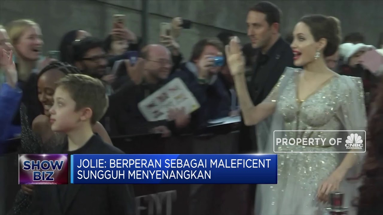 Melihat Keseruan Premiere Film Maleficent 2 Di London