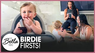 Birdie's firsts! Top 5 BellaMoments