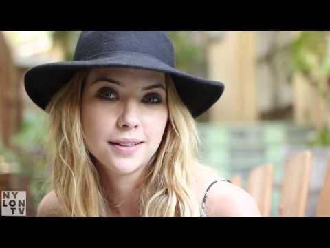 Ashley Benson - Young Hollywood - Nylon May 2013