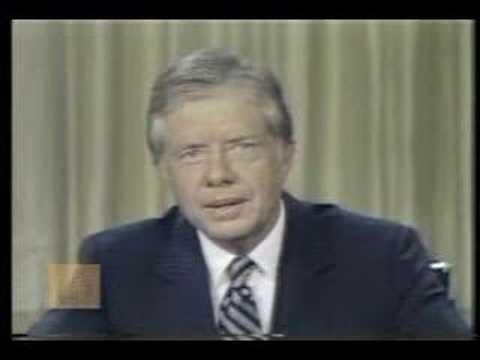 "President Jimmy Carter - ""Crisis of Confidence"" Speech"