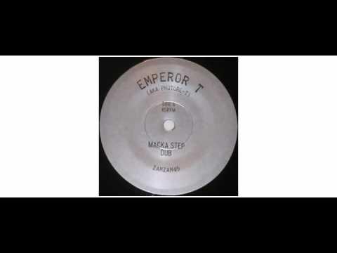 """Phuture-T - Macka Step Dub - 7"""" - ZamZam Sounds"""