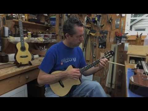 Both Sides Now, Ukulele 106, Music in the Shop Series