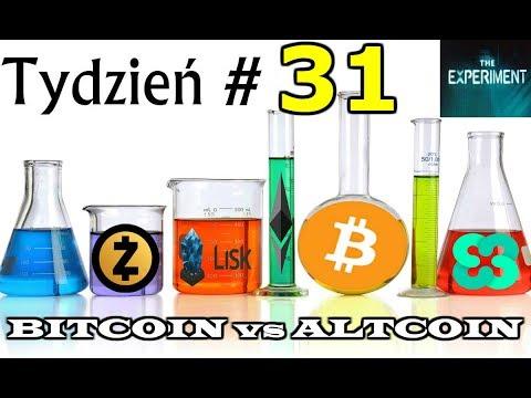 BITCOIN vs ALTCOIN 2018 W Co Inwestować w Lipcu Niska Cena Bitcoina Zillica Blockchain