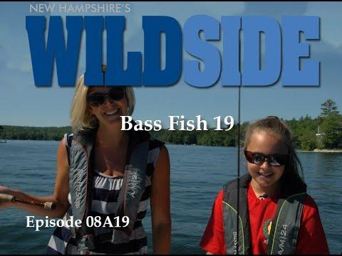Laura - NH Wildside - Fishing with Julia!