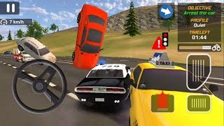 Police Car Chase - Cop Simulator - New Car Unlocked | Police Car Driving Games - Android GamePlay