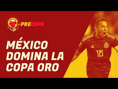 ¿Qué le pasó a México en la Copa Oro? | La Precopa S2 Ep. 12