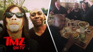 Dave Chapelle Saddles Up   TMZ TV
