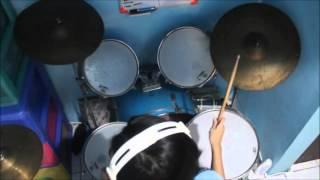 Ecoutez  - Kasih (Drum Cover)