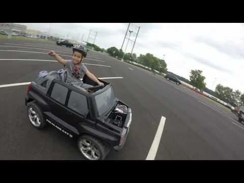 30 mph power wheels 24 volt conversion cadillac escalade