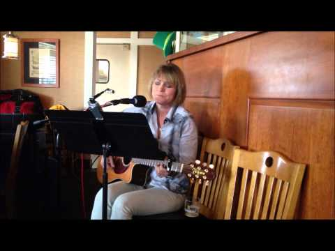 Christine Martucci singing