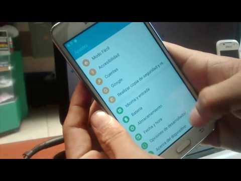 Root + Twrp Samsung On5 Sm-G550T y Sm-G550T1 (MetroPC&T-Mobile) Version 6.0.1/Liberacion Paga