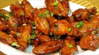 How To Make Sweet and Sour Chicken - Sweet and Sour Chicken Wing Recipe