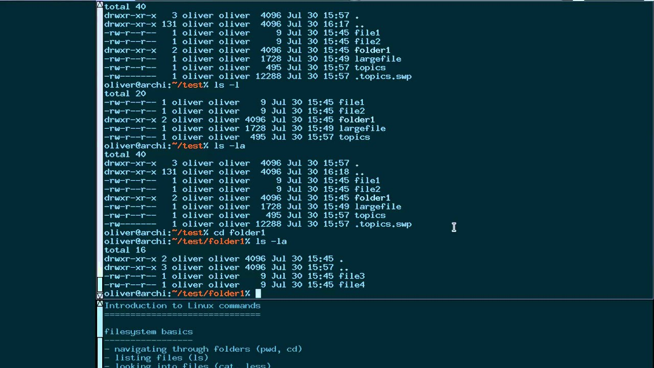 All Linux Commands With Examples Pdf - Modern Home Interior