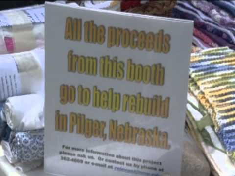 Help is on the way for Nebraska town destroyed by tornadoes