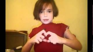 Illena ma puce de 6 ans.wmv