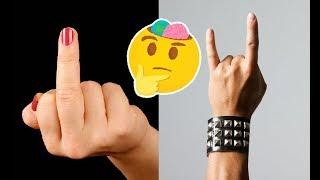 5 SEÑALES que Tú HAS HECHO Y NO SABÍAS que SIGNIFICAN thumbnail