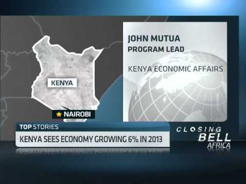 Kenya's Economy to Expand by 6% in 2013