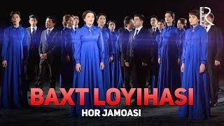 Hor jamoasi - Baxt loyihasi | Хор жамоаси - Бахт жамоаси