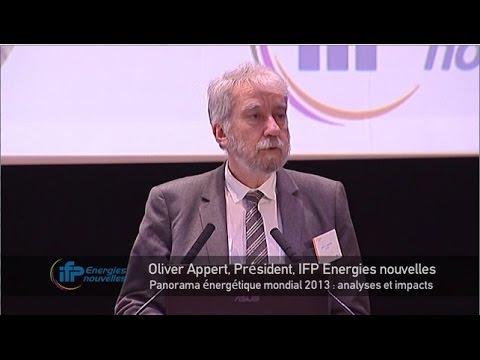 Olivier Appert (IFPEN) : Energie, entre géopolitique et croissance économique - Panorama 2014