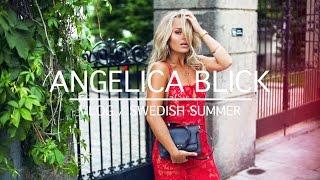 ANGELICA BLICK VLOG // SUMMER IN SWEDEN