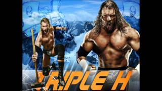 WWE Triple H The Game Theme Song Drowning Pool Version With Lyrics
