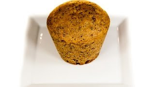 Lemon Poppy Seed Muffins (vegan & Low Salt!)