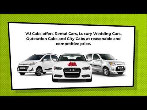VU Cabs | Affordable Cab Service