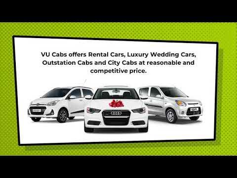 VU Cabs | Affordable Cab Service