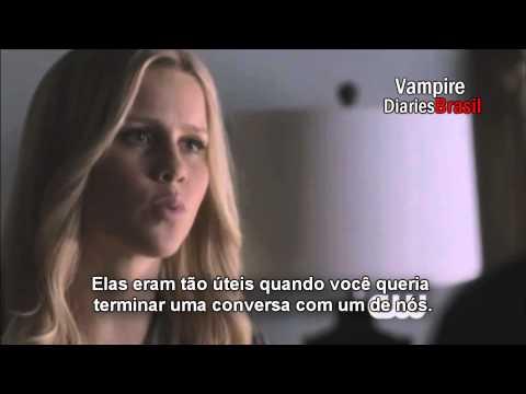 The Vampire Diaries - A View to a Kill Clip [Legendado] PT-BR