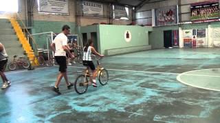 Proyecto Deportivo Especial Despertar - Sol en bici