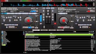 Mezcla de Reggaeton En Virtual DJ Parte 1