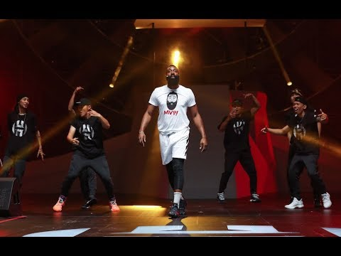Kicksvision | James Harden China Tour 10k+ in a arena in Shanghai.