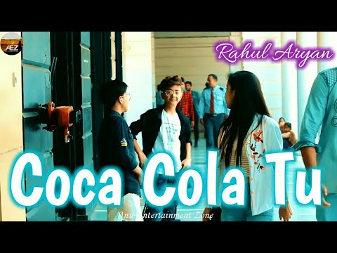 Coca Cola Tu (Remix) || Tony Kakkar New Song || Cute School Couple Video || New Whatsapp Video 2018