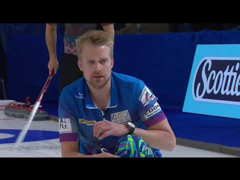 2018 WFG Continental Cup of Curling - Ulsrud vs. Koe