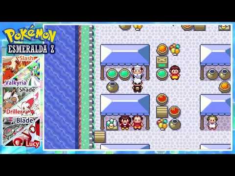 TEAM AQUA Y LA MASTERBALL Pokémon Esmeralda Z Episodio 15