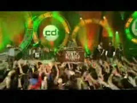 Fort Minor - Remember The Name (CDUSA Performance)