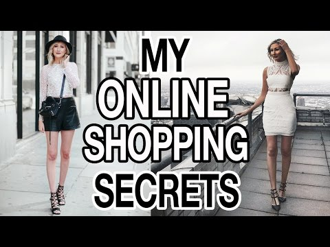 HOW TO ACTUALLY SHOP FOR CLOTHES ONLINE!