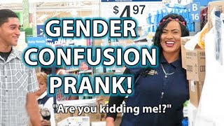 Gender Confusion Prank!