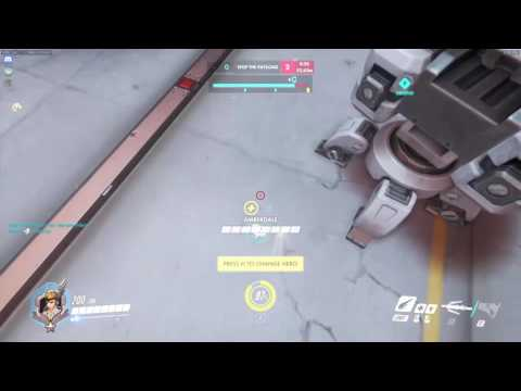 The Virgin Media Experience (2000+ ping)|Overwatch