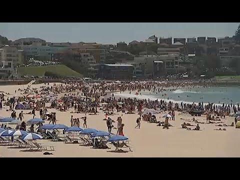 Entre les Etats-Unis et l'Australie, le choc des températures