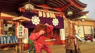 稲毛の浅間神社にいってみた!