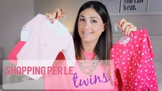 KIDS: Nuovo shopping per le gemelle! Thumbnail